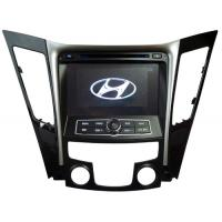 "Quality 7""inch Digital LED Bluetooth Multi - Language Hyundai Sonata Navigation / Hyundai DVD Player ST-8703 for sale"