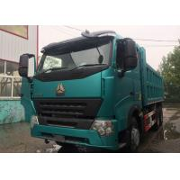 China SINOTRUK HOWO A7 Tipper Dump Truck For Construction 30 - 40 Tons RHD 10 Wheels for sale