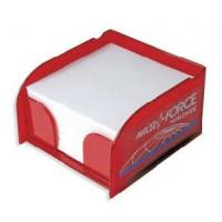 Quality Acrylic Memo Pad Holder With Beautiful Shape for sale