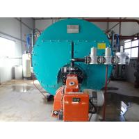 Quality Beverage Industry Oil Fired Steam Boiler Machine Q245R Boiler Special Steel Plate for sale