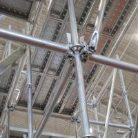 Quality Scaffold frame system.Bearing capacity of large.Economic and practical for sale