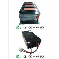 Quality Lithium Rechargeable Battery Pack  , Electric Bicycle 72v Lithium Battery Pack for sale