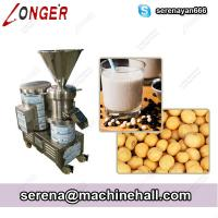 Quality Good Quality Soybean Milk Making Machine|Soya Milk Grinding Machine for Sale for sale