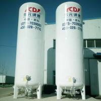 Quality cryogenic tank vacuum storage industrial gas for steel factory for sale