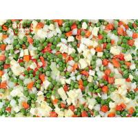 China Nutritious Fresh Organic Frozen Mixed Vegetables In Normal Temperature on sale