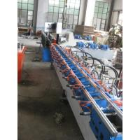 Quality automatic main tee grid roll forming machine for sale