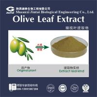 Buy cheap CAS 32619-42-4 5% 20% 40% olive leaf extract oleuropein powder from wholesalers