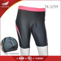 Quality 2015 Ladies Specialized Cycling Shorts With Pad Made in China for sale
