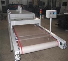 Adherence resistance high temperature PTFE mesh conveyor belt drying belt