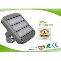 Quality Exterior IP65 Led Tunnel Lighting With Bridgelux SMD Led Mean Well Driver for sale