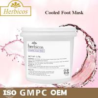 Quality 4L Herbicos Menthe Essence Facial Beauty Mask Foot Care Cooled Mask for sale