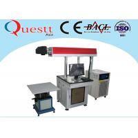 Quality 100 W CO2 Nonmetal Portable Laser Marking Machine Water Cooled CE Certificate for sale