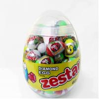 Buy Diamond and Dinosaur Egg Shape Healthy Hard Candy , Pop Snack Children's Love at wholesale prices