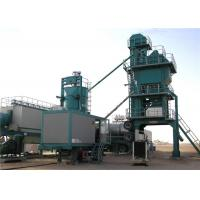 Buy 1000KG Mixer Capacity Mobile Asphalt Batch Mixing Plant 80th Output at wholesale prices