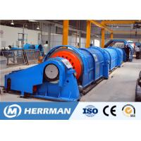 Quality Horizontal Tubular Cable Stranding Machine Independent Drive Method 1200rpm Speed for sale