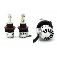 Quality Motorcycle Parts G8 Cree LED Headlight Bulbs 6500K 6000LM H13 Led Head Lamp for sale