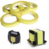 Buy cheap Yellow mylar tape for transformers from wholesalers