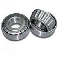 Quality High Precision Single Row Tapered Roller Bearings With Brass Cage for sale