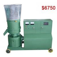 China AZSPLM400 Small Flat Die Wood Pellet Mill for Sale on sale