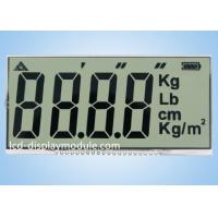 Quality 20 Metal PINs Twisted Nematic Display For Electronic Scale ISO14001 Approved for sale