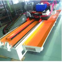 Quality PLC Control Cold Cut Pipe Saw Manpower Saving For Pipe Production Line for sale