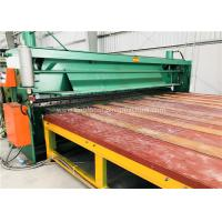 China 51m /Hr Hexagonal Wire Netting Machine PLC Automatic Control For 1200mm Mesh Width for sale