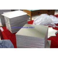 Quality AM50 AM60  Magnesium Casting Alloys ASTM Standard  Flat Plate Moderate Ductility for sale