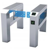 Quality AC 220V RS485 electric Swing Barrier automatic electronic gates for driveways for sale