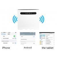 Buy cheap 4G VOIP LTE CPE Router which can access to the Internet by TD-LTE/LTE-FDD/TDS from wholesalers