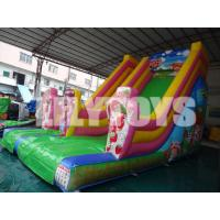 Buy cheap PVC Childrens 0.55mm Inflatable Slide Rental EN71 CE For Kids from wholesalers