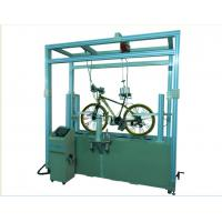 Quality EN14764 Strollers Testing Machine / Bicycle Dynamic Road Brake Tester for sale