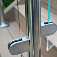 Quality High Quality Prices of Balcony 304SUS/316SUS Stainless Steel Railing Design for sale