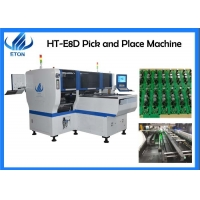 China HT-E8D Magnetic Levitation 90000cph Pick And Place Machine on sale