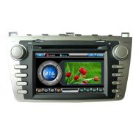Quality Mazda 6 Multi - Language Dual Zone Radio Amplifier V-CDC 6CDC PIP RDS Ipod Mazda DVD GPS ST-8912 for sale