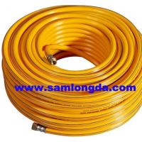 Quality Reinforced High Pressure PVC Spray air Hose, water hose for sale