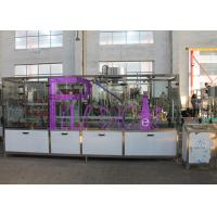 China Linear Type 5L Bottle Mineral Water Bottling Plant Full Automatic For Commercial on sale