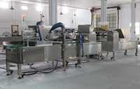 Quality Industrial semi-automatic muffin cake production line——YuFeng for sale
