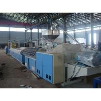 Quality PVC Wood Plastic Profile (FOAM) Board Extrusion Line for sale