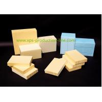 Quality Extruded CFC / HCFC / HFC Free XPS Foam Board Thermal Insulation Sheets for sale
