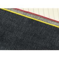 Quality 10.9oz 85cm Width Red Yellow Selvedge Denim Fabric For Sale W93918-6 for sale