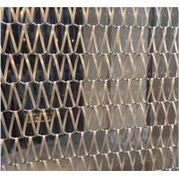 Quality SS Sus 304 Grade Spiral Wire Mesh Conveyor Belt Decorative Wire Mesh for sale