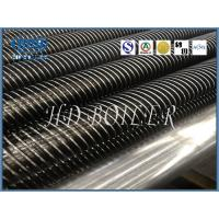 Buy cheap Squeezing Small Radius Fin Tubes For Heat Exchangers HDB Boiler Economizer from wholesalers