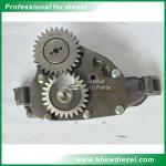 Quality High Volume Diesel Engine Oil Pump 4955955 High Performance QSX15 Series for sale