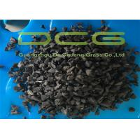 Quality Colour Fastness Artificial Grass Accessories Recycled Rubber Granule EPDM Material for sale