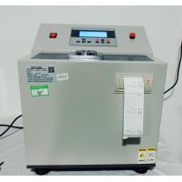 Quality DIN53325 ISO3379 Leather Testing Equipment / Digital Leather Cracking Tester for sale