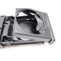 Quality ISO 9001 Certification Car Parts Mold Black Front Dash Cup Holder +/ - 0.005 mm Tolerance for sale