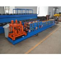 Quality Automatic C Payments Galvanized C Purlin Roll Forming Machine 13 Rows for sale