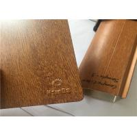 China No Pollution Wood Grain Powder Coating , Sublimation Wood Textured Powder Coat on sale