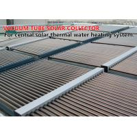 Quality Household Solar Water Heater Evacuated Tube Collector 25-50 T / 58X1800 for sale