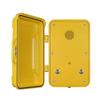 Quality Public IP68 Industrial Weatherproof Telephone With Cast Aluminum Enclosure for sale